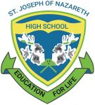 St. Joseph of Nazareth High School badge